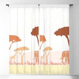 Zutopia´s Safari Blackout Curtain