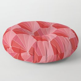 Gisela Color Block Pattern XII Floor Pillow