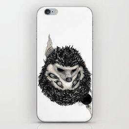 H3D93H09 (Hedgehog) iPhone Skin