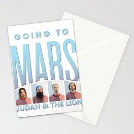 JUDAS & THE LION TOUR WORLD 2018 Stationery Cards