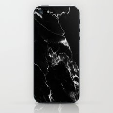 Black Marble I iPhone & iPod Skin