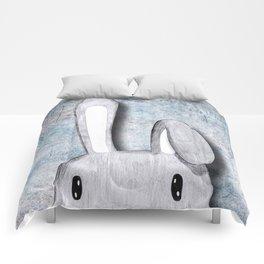 Rabbit question: Dimension Comforters