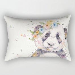 Little Panda Rectangular Pillow
