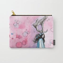 witchy bubbles Carry-All Pouch