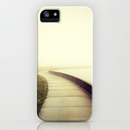 Trailed Off iPhone Case