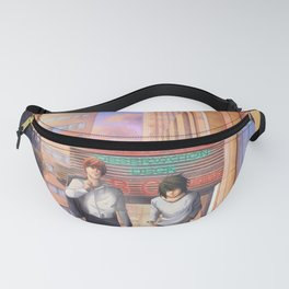 Allies (the Death Note art) Fanny Pack