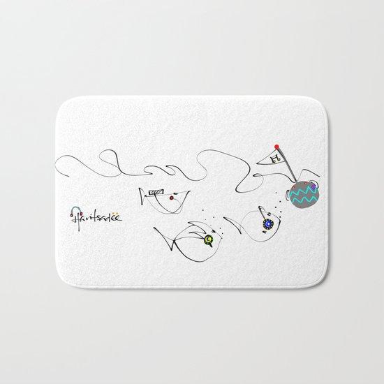 design 13 Bath Mat