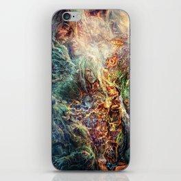 Memoryhouse Ghosts iPhone Skin