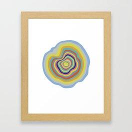 024 - Tree 2 Framed Art Print