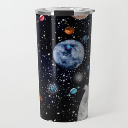 Cosmic world Travel Mug