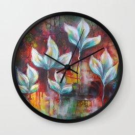 My Chosen Tribe Wall Clock