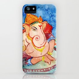 ganesh ji.. iPhone Case