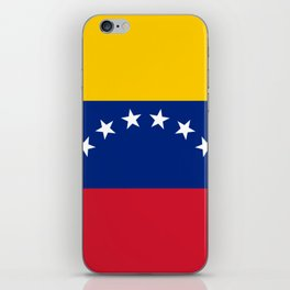 Venezuela Flag iPhone Skin