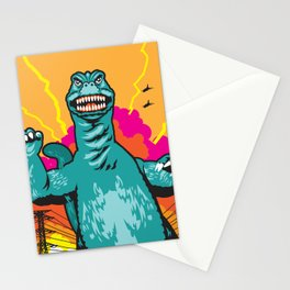 Oh No There Goes Tokyo Stationery Cards