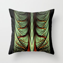 The Grace of the Old Throw Pillow