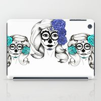 gothic iPad Cases featuring Gothic by bexchalloner