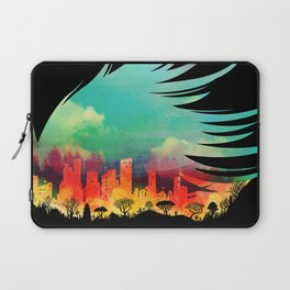 In Flying Colours Laptop Sleeve