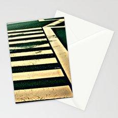 Zebra Crossing Stationery Cards