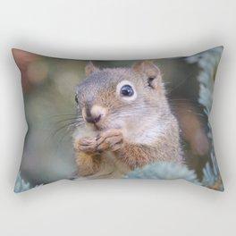 Mr. Squirrel ~ I Rectangular Pillow