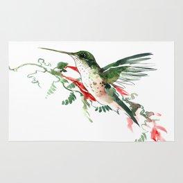 Hummigbird Rug