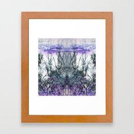 River Goddess Framed Art Print