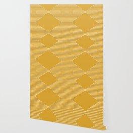 Geo (Yellow) Wallpaper
