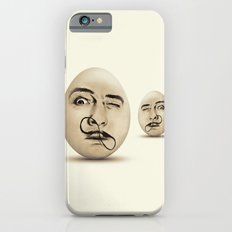 DALI #EGGS iPhone 6s Slim Case