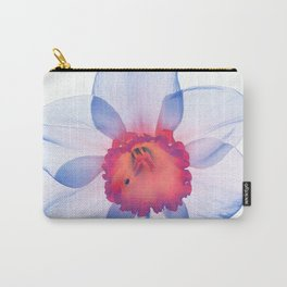 narcissus poeticus (feeling blue) Carry-All Pouch