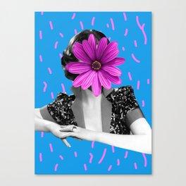 Vivien #1 Canvas Print