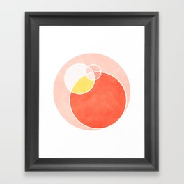 Gently Framed Art Print