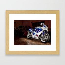 Suzuki GSXR1100 Framed Art Print
