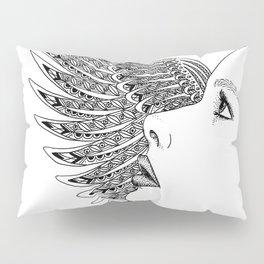 Lady Icarus Pillow Sham