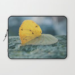 Leaf blues Laptop Sleeve