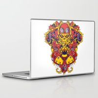 pilot Laptop & iPad Skins featuring Pilot by Tshirt-Factory