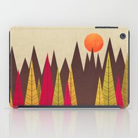 red riding hood iPad Cases featuring Little Red Riding Hood by Annisa Tiara Utami
