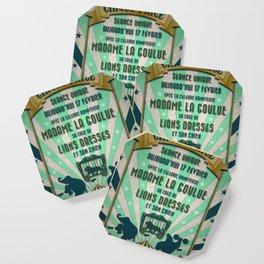 CIRQUE PRICE BLEU Coaster