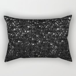 Crystal Bling Strass G283 Rectangular Pillow