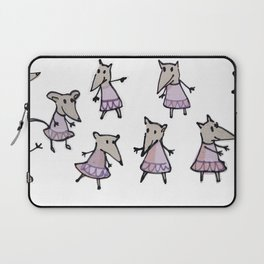 Lots of Mouses Laptop Sleeve