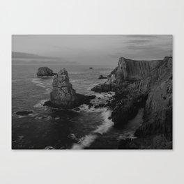 Spanish Sea Canvas Print