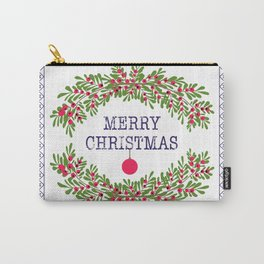 Christmas . Congratulations gifts. Carry-All Pouch