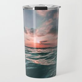 Deep Green Float Travel Mug