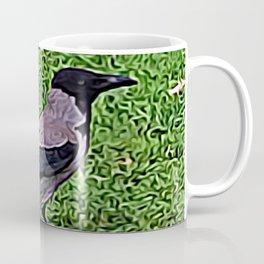 Crow of Courage Coffee Mug