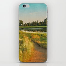 Cape Cod Eastham Eventide Number Two iPhone Skin