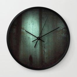 Schattenwelt - World of Shadows Wall Clock