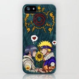 Naruto and Hinata iPhone Case