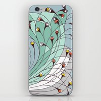 the lights iPhone & iPod Skins featuring lights by colli13designs