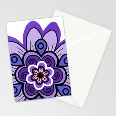 Flower 04 Stationery Cards
