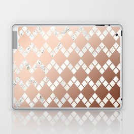 Copper & Marble 03 Laptop & iPad Skin