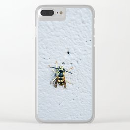 Bee Thing Clear iPhone Case