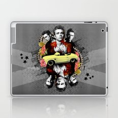 James Laptop & iPad Skin
